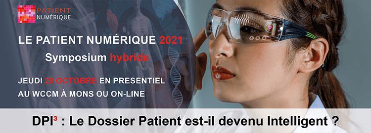 Séminaire Patient Numérique 2021
